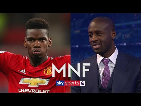Download Yaya Toure on why Paul Pogba is performing so much better under Solskjaer | MNF