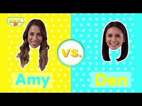 Denden Lazaro And Amy Ahomiro Plays What's In The Box Challenge!