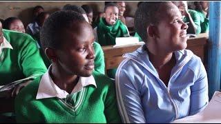 Esperanza en las barriadas de Nairobi