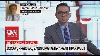 Video Jokowi, Prabowo, Sandi Urus Keterangan Tidak Pailit MP3, 3GP, MP4, WEBM, AVI, FLV Maret 2019