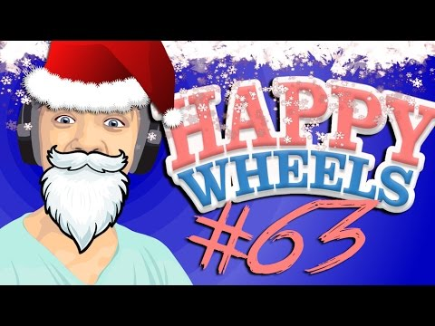 happy wheels - It's Christmas time so let's celebrate with some Christmas levels in Happy Wheels! ▻Subscribe for more great content : http://bit.ly/11KwHAM ▻Follow me on Tw...