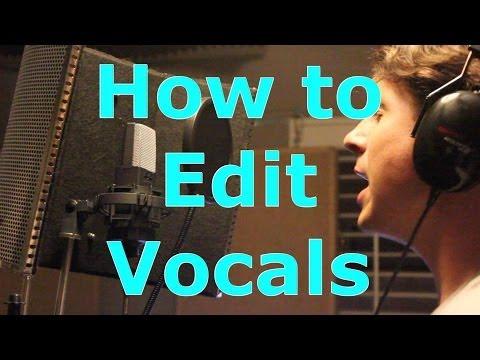Editing Vocals in Pro Tools – Elastic Audio and Autotune 7