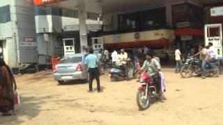 Hospet India  city photos : Drive through Hospet, India