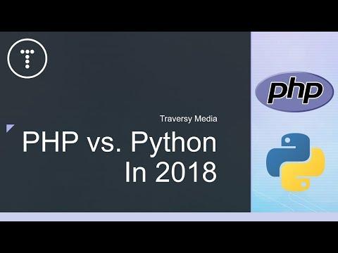 Video PHP vs. Python In 2018 - My Take... download in MP3, 3GP, MP4, WEBM, AVI, FLV January 2017