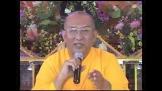 Bài giảng: Đồng Niệm Phật Đồng Về Cực Lac (phần 2) - TT Thích Giác Hóa