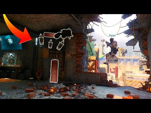THEY WERE HIDING INSIDE THE TELEVISIONS!!!!! *PROP HUNT ON BLACK OPS 3*