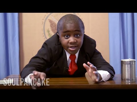 The Kid President Lands His Own TV Show