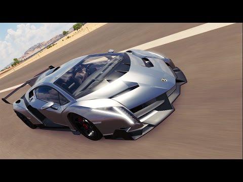 [LIVE STREAM] Forza Horizon 3 cùng Lamborghini Veneno san bằng tất cả