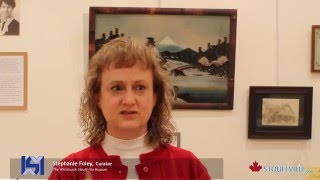 Stephanie Foley - Curator - Whitchurch-Stouffville Museum