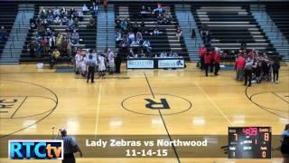 RHS Girls Basketball vs Northwood