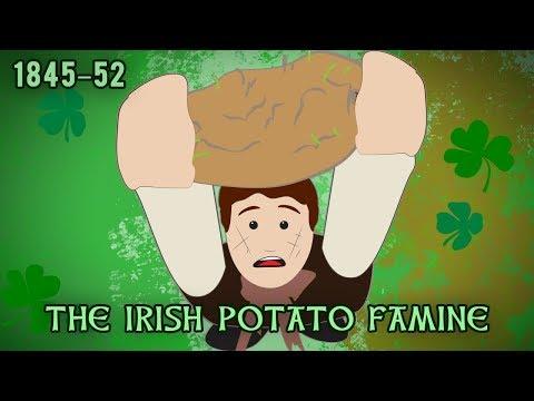The Irish Potato Famine (1845–1852) - Thời lượng: 5:42.