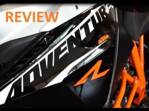 KTM 1190 Adventure test ride