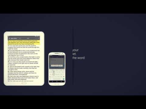 Video of Bible Offline