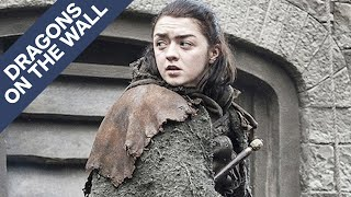 Spoilers! Lucy and Tristan talk about Arya's reunion with an old companion, and the meaning behind her words. Game of Thrones Cast Reveals Cosplay Secrets ...