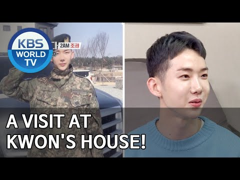 A visit at Kwon's house! [Dogs are incredible/ENG/2020.05.20]