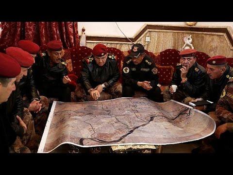 Προελαύνει ο ιρακινός στρατός στη Μοσούλη – Δεκάδες χιλιάδες οι εκτοπισμένοι