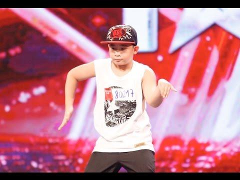 Vietnam's got talent 2016 - Tiết mục Popping của cậu bé 10 tuổi làm giám khảo đứng hình
