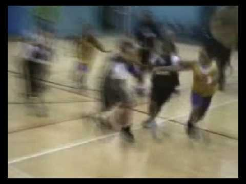 Capital City Jaguars Basketball 6-8