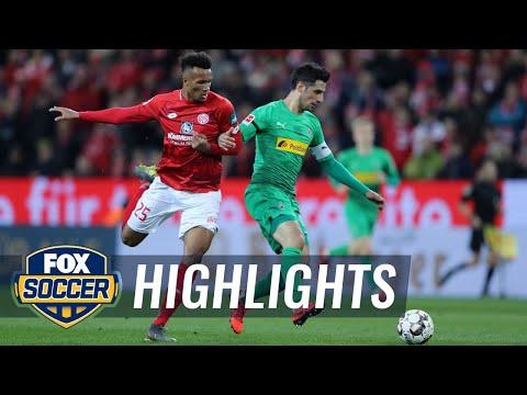 FSV Mainz 05 vs. Mönchengladbach | 2019 Bundesliga Highlights - Thời lượng: 2 phút, 14 giây.