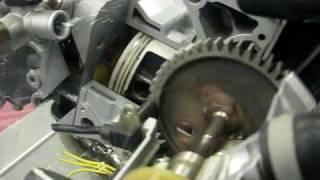 2. Ducatti 1198 engine