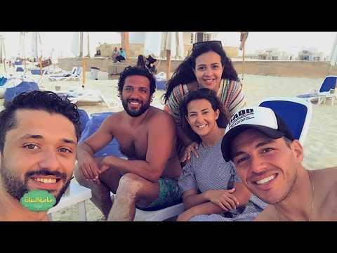 دنيا سمير غانم تكشف عن تصرف مشترك بين زوجها وأزواج صديقاتها