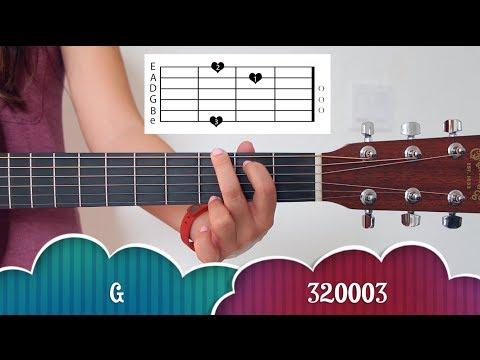 Zayn: She (GUITAR TUTORIAL/LESSON#203)