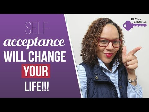 Acceptance: The way to radically change your life