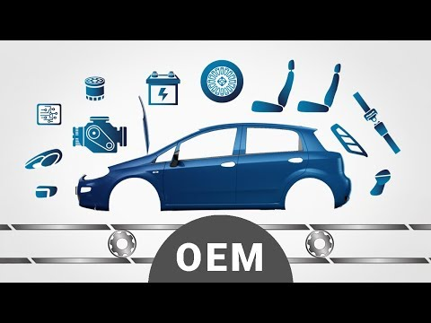 WHAT ARE OEMs Original Equipment Manufacturers   OEM industrial spare parts