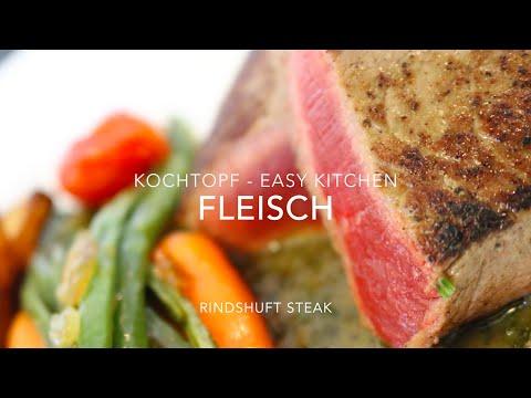 Kochtopf - Easy Kitchen Rindshuft Steak