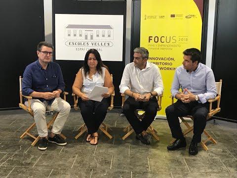 Entrevista Rueda de prensa Focus Pyme Marina Baixa[;;;][;;;]