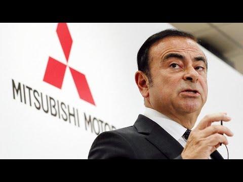 Συνελήφθη στο Τόκιο ο πρόεδρος της Nissan-Renault Κάρλος Γκοσν…