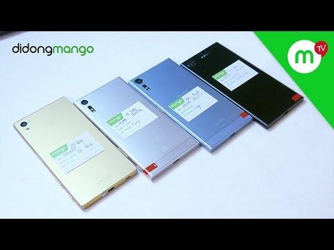 4 Smartphone SONY tốt nhất tầm giá, bảo hành 1 đổi 1 tới 6 tháng tại Di Động Mango - Thời lượng: 11 phút.