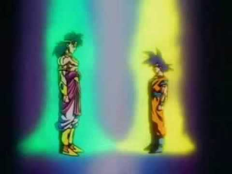 goku vs broly amv