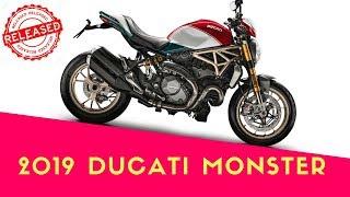 5. 2019 DUCATI MONSTER 1200