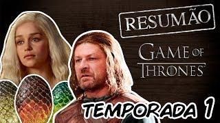 Nosso resumo da primeira temporada de Game of Thrones! Relembre tudo que aconteceu e se prepare para a estreia da sétima...