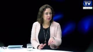 Trinidad Inostroza, Directora de ChileCompra, en Conexión Empresarial