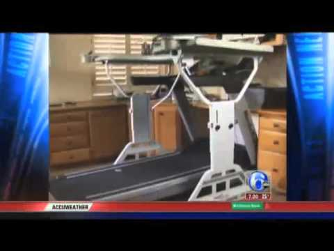 treadmills running for workouts