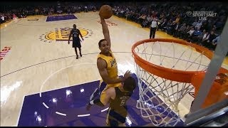 Los Angeles Lakers Top 10 Plays Of The 2013-2014 Season