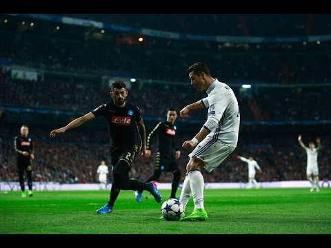 Napoli vs Real Madrid 1-3 Goles 07/03/2017 Champions League