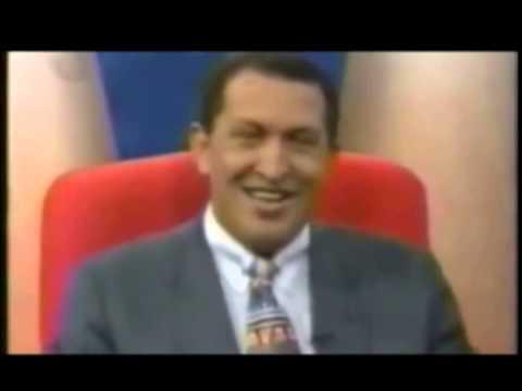 Chávez No pudo engañar a Oscar Yanes en la Silla Caliente 17-06-1998
