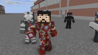 Video Captain America Civil War | Airport Confrontation | Minecraft Animation download in MP3, 3GP, MP4, WEBM, AVI, FLV January 2017