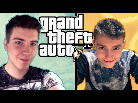 GTA V Online [#8]: JASIOK WYSKOCZNIA