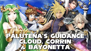 Palutena's Guidance – Cloud, Corrin and Bayonetta (ZeldaUniverse Dub)