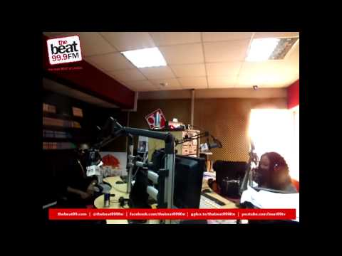 Olamide On Midday Show With Toolz