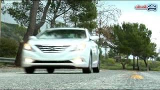2011 Hyundai Sonata Road Test Video