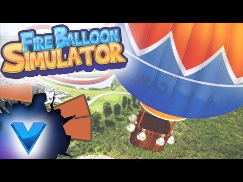 Video of Hot Air Balloon - Flight Game