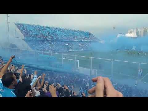 Hinchada de BELGRANO vs smsj || Volvemos a Alberdi! || Fecha 2 Superliga - Los Piratas Celestes de Alberdi - Belgrano - Argentina - América del Sur