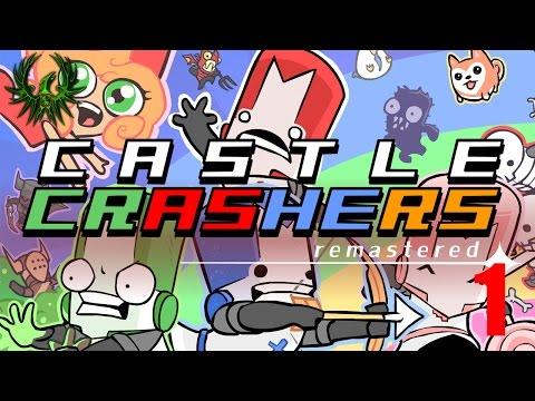Прохождение Castle Crashers