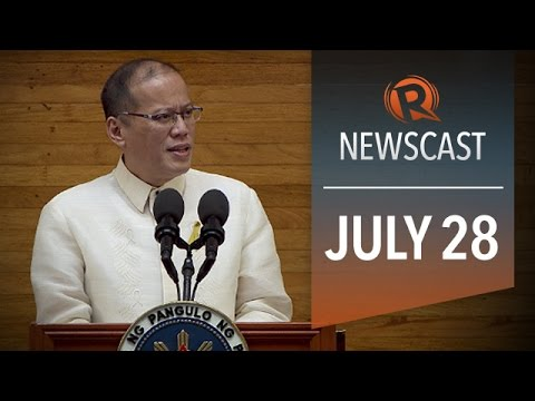 Crash - HEADLINES In his 5th State of the Nation Address, President Benigno Aquino hits his detractors, calling them