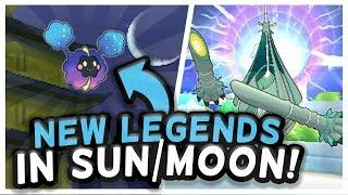 BRAND NEW LEGENDARIES IN DEPTH!! - Pokémon Sun and Moon Data Mine Part 2 by Tyranitar Tube